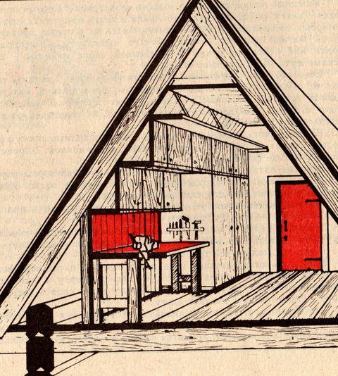 Как сделать жилое помещение из чердака